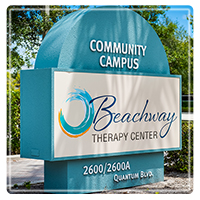 Beachway Therapy Center, Several licensed professionals