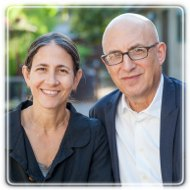 Jim Tauber and Laura Newman, MA, LMFT