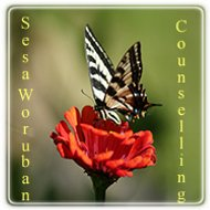 Sesa Woruban Counselling,  CCC; RCC; Reg.Pych
